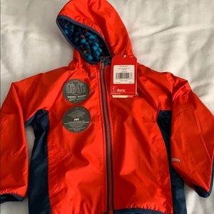 North face coat 3t NWT